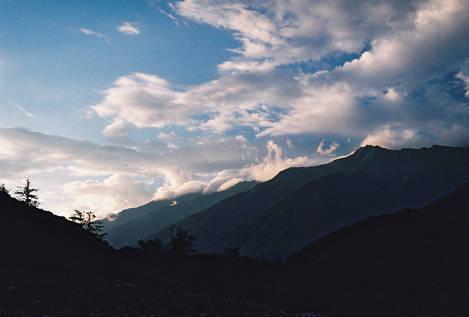 West Caucasus, Russia