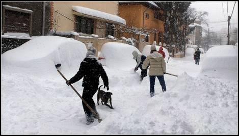 THE SNOW 1d