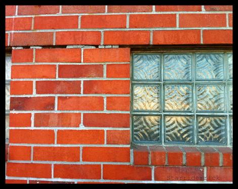 Glass...Bricks