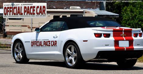 """A Detroit 'Indy"""" car"""
