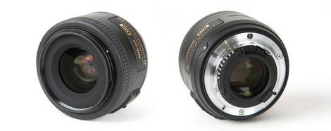 AF-S 35mm f/1.8G DX Nikkor Lens