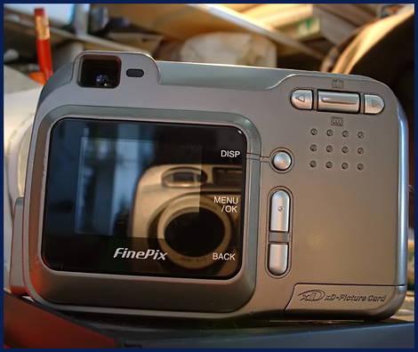 Casual Backup Camera