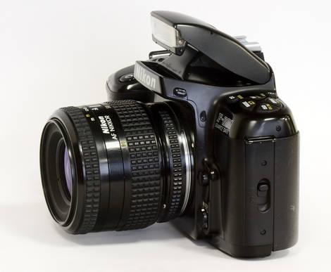 NIKON F601 (made 1990)