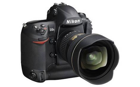 Nikon D3S - ISO 102,400 Plus HD Video