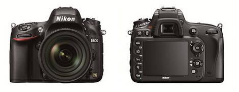 D600 Announced!