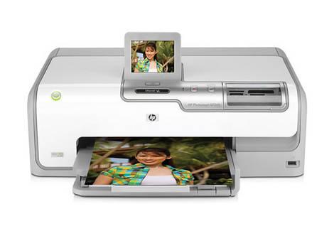 HP Photosmart D7260 Photo Printer