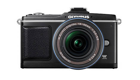The New Olympus E-P2