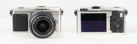 Olympus E-P1 Micro Four Thirds Camera
