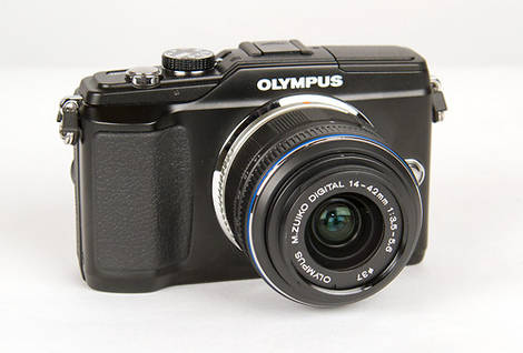 Olympus E-PL2 Pen Camera