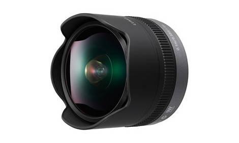 New Panasonic 8mm Fisheye Lens