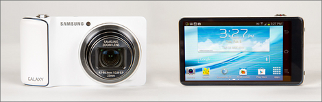 Samsung Galaxy Camera - Android-Powered Smart Camera