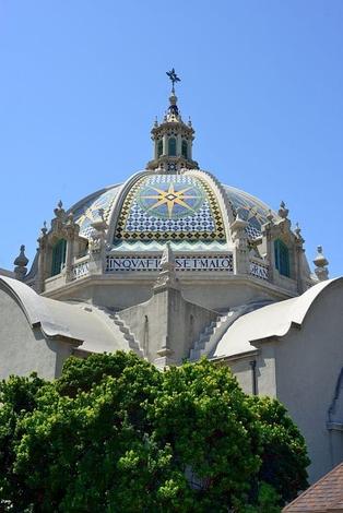 Balboa Park building