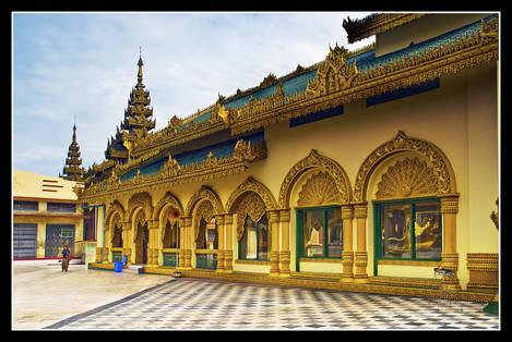 Buddhist monastry 2