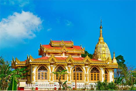 Buddhist monastry 3