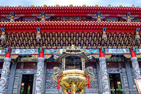 Wunwu Temple
