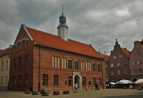 cloudy in Olsztyn