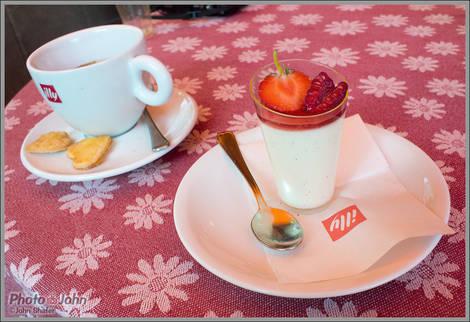 Tiny Dessert - Italy