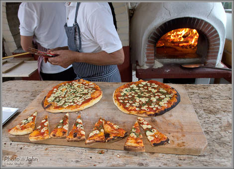 Real Italian Wood Fired Pizza