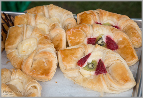 Farmers Market Pastries