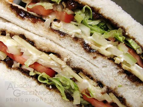 Ploughman's Sandwich