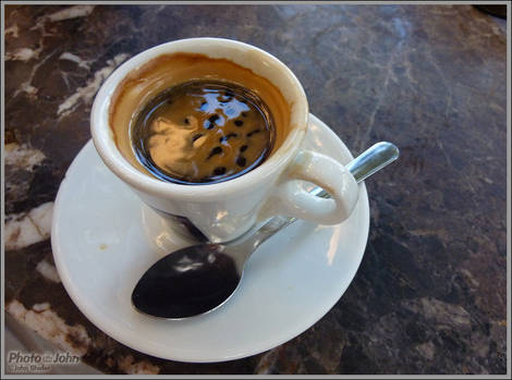 Cuban Coffee - Panasonic Lumix ZS3