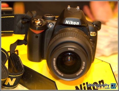 Nikon D60 DSLR