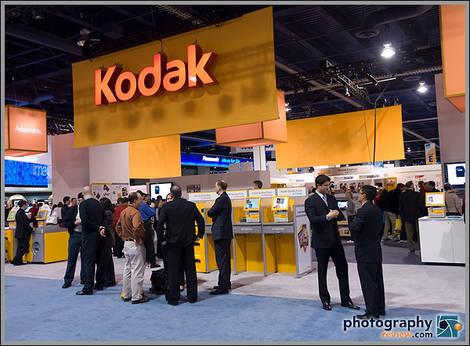 Kodak Booth