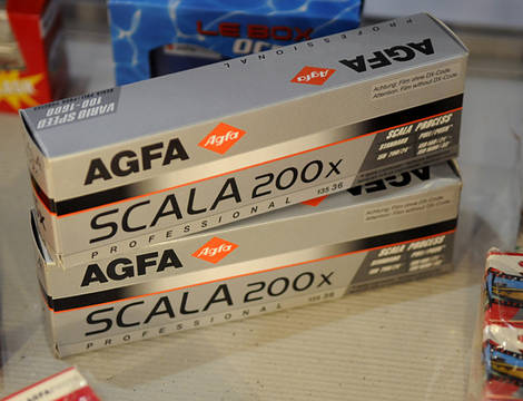 Agfa Scala