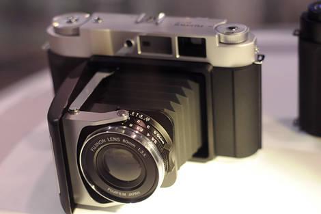 Fuji 6x7 rangefinder