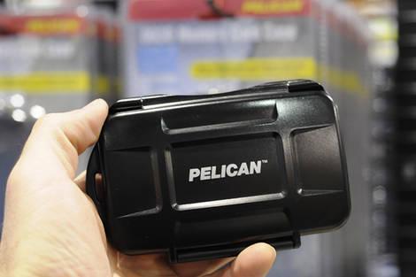 Pelcian CF card holder