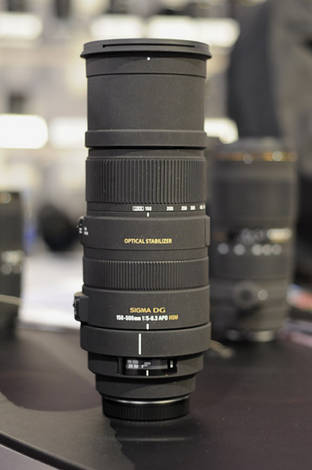 The new Sigma 150-500