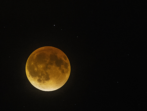 2014 Lunar Eclipse ~ Blood Moon