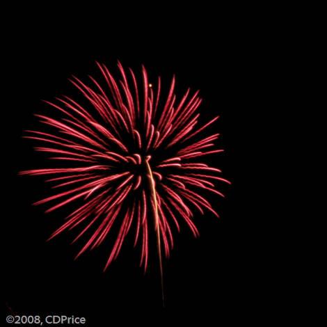 Fireworks on Film 25
