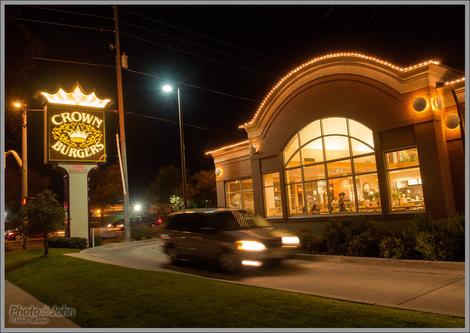 Olympus OM-D E-M1 - Late Night Fast Food Photo
