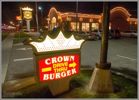Crown Burger - Salt Lake City