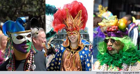 Sight-seeing during Mardi Gras -2