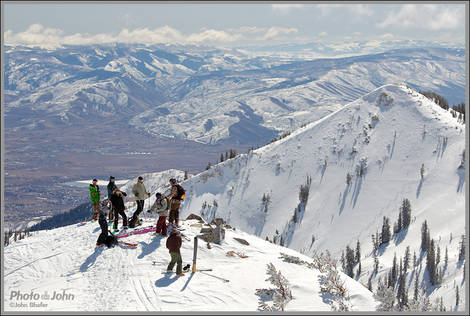Epic Wasatch Backcountry Day