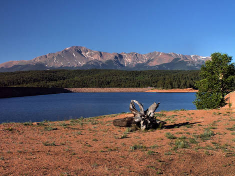 Rampart Range Reservoir