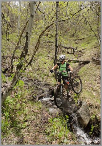 Slippery Spring Ride