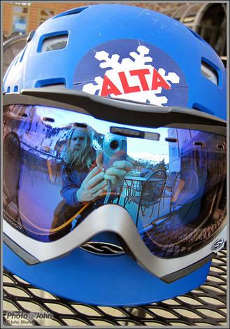 Alta Self-Portrait