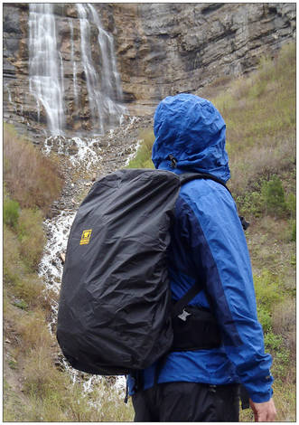 Mountainsmith Quantum Daypack In The Rain