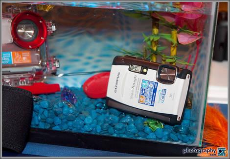 Olympus Stylus Tough Underwater Camera