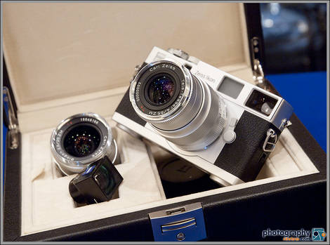 Zeiss Ikon Rangefinder - PMA Sneak Peek
