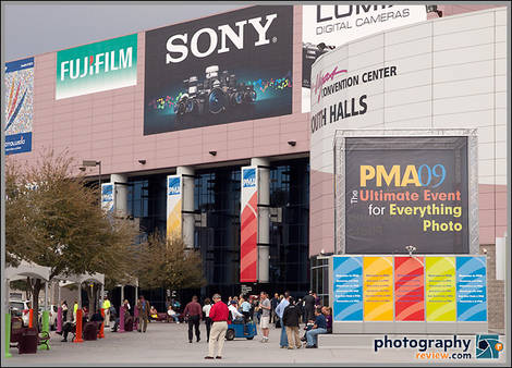 2009 PMA Tradeshow - Las Vegas Convention Center