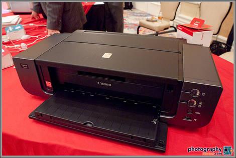 New Canon Pro 9500 Mark II Printer - PMA 2009