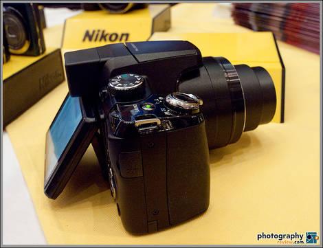 New Nikon Coolpix P90 24x Superzoom Digital Camera