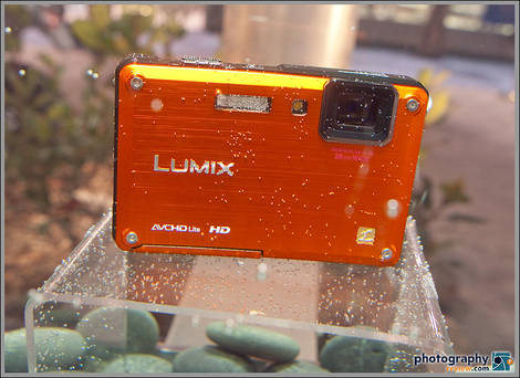 Panasonic Lumix TS1 Underwater Digital Camera