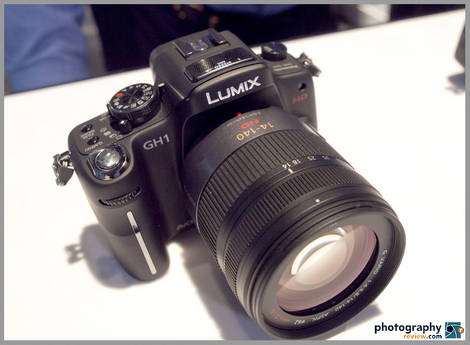 Panasonic Lumix GH1 - Now With HD