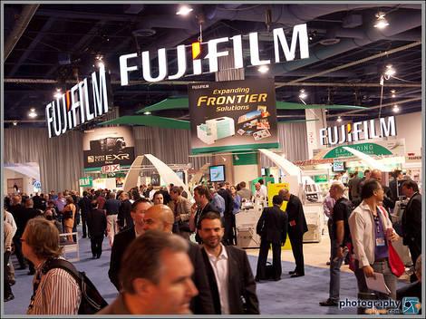 2009 PMA Fujifilm Booth