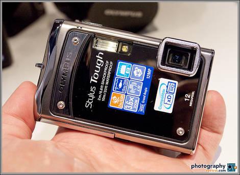 Olympus Stylus Tough-8000 Waterproof Digital Camera